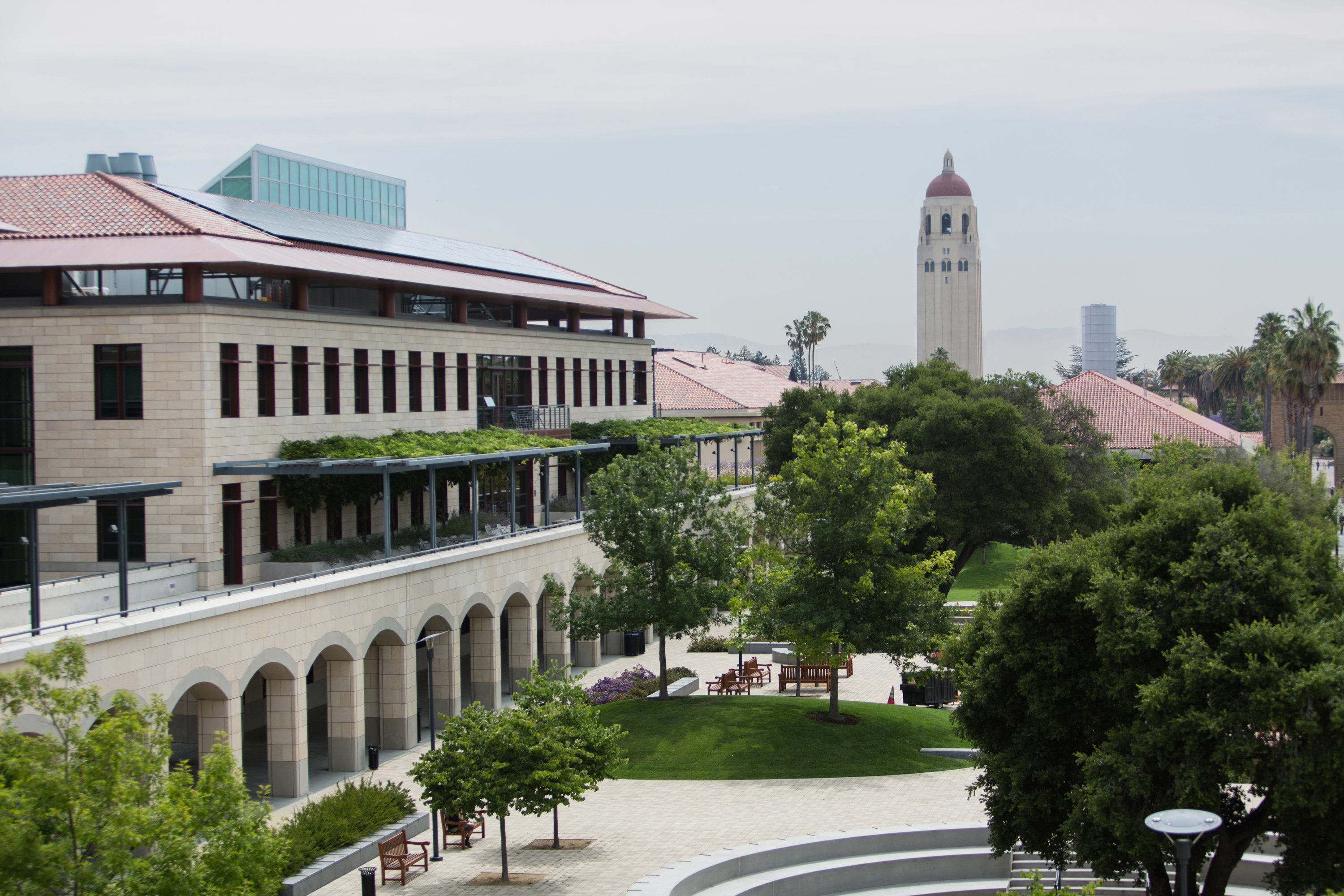 Stanford Engineering Quad